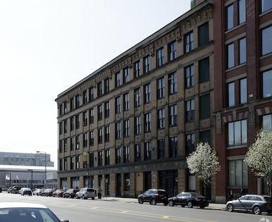 333 Summer Street Boston – Commercial Adaptive Reuse