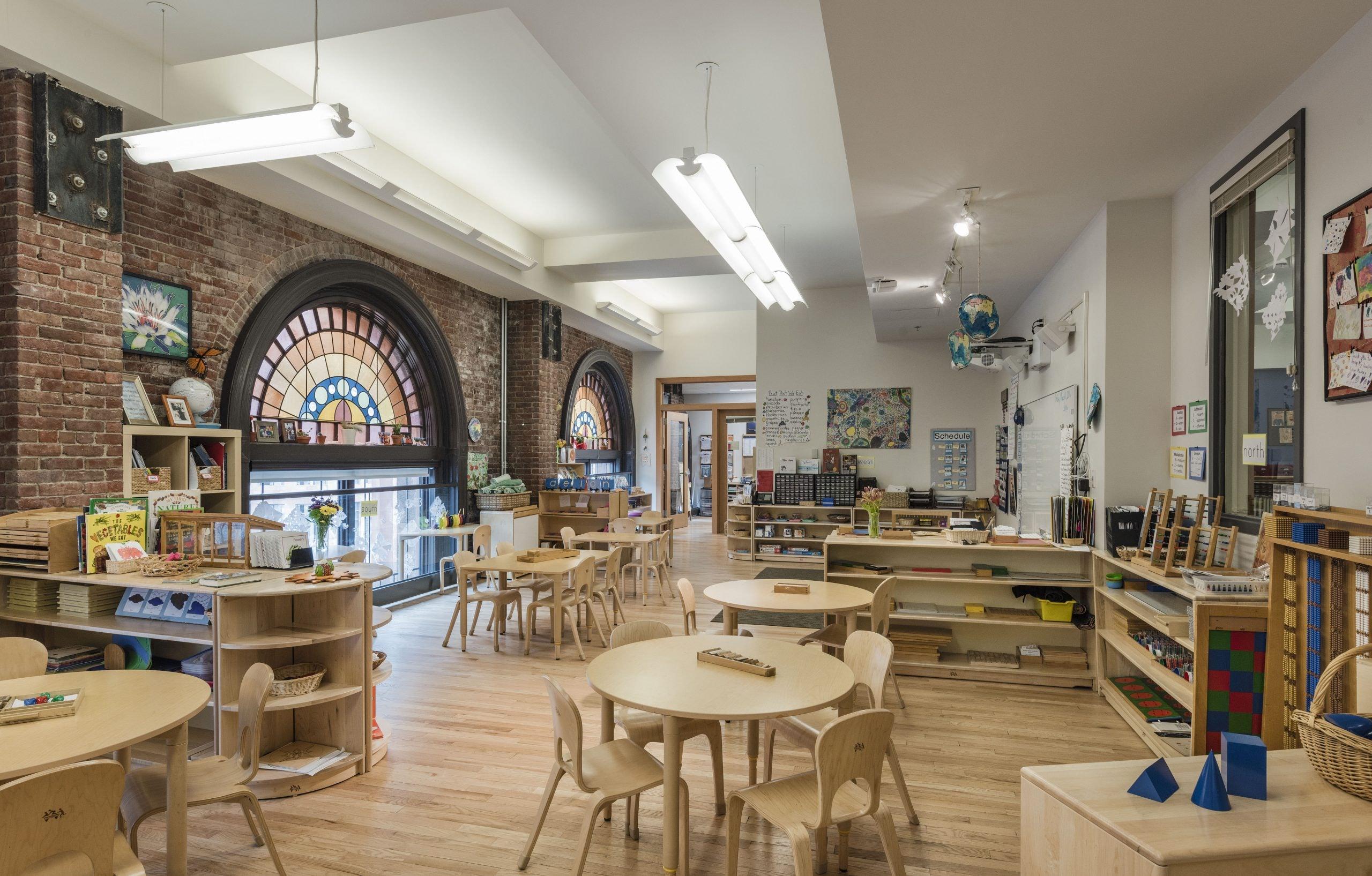 Kingsley Montessori School – Renovation and Expansion
