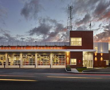 Newton Fire Headquarters & Station #3