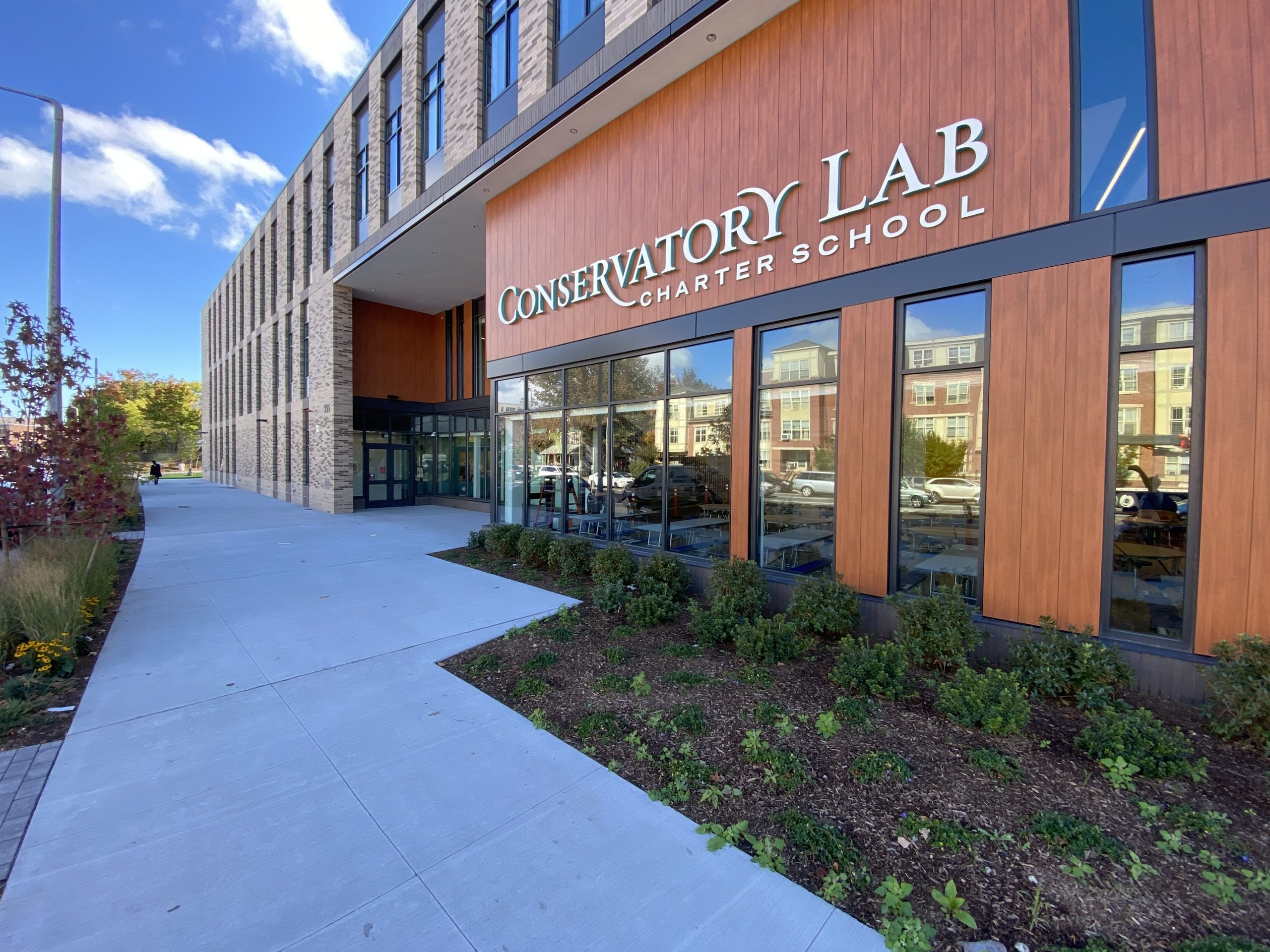 Conservatory Lab Charter School – New Academic Building