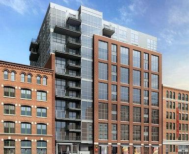 25 Channel Center – New 13 Story Luxury Condo Complex