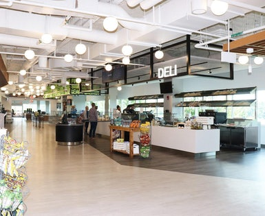 The TJX Companies – New Dining Facility and Outdoor Terrace