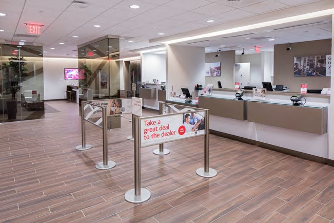 Bank of America – Flagship Retail Center