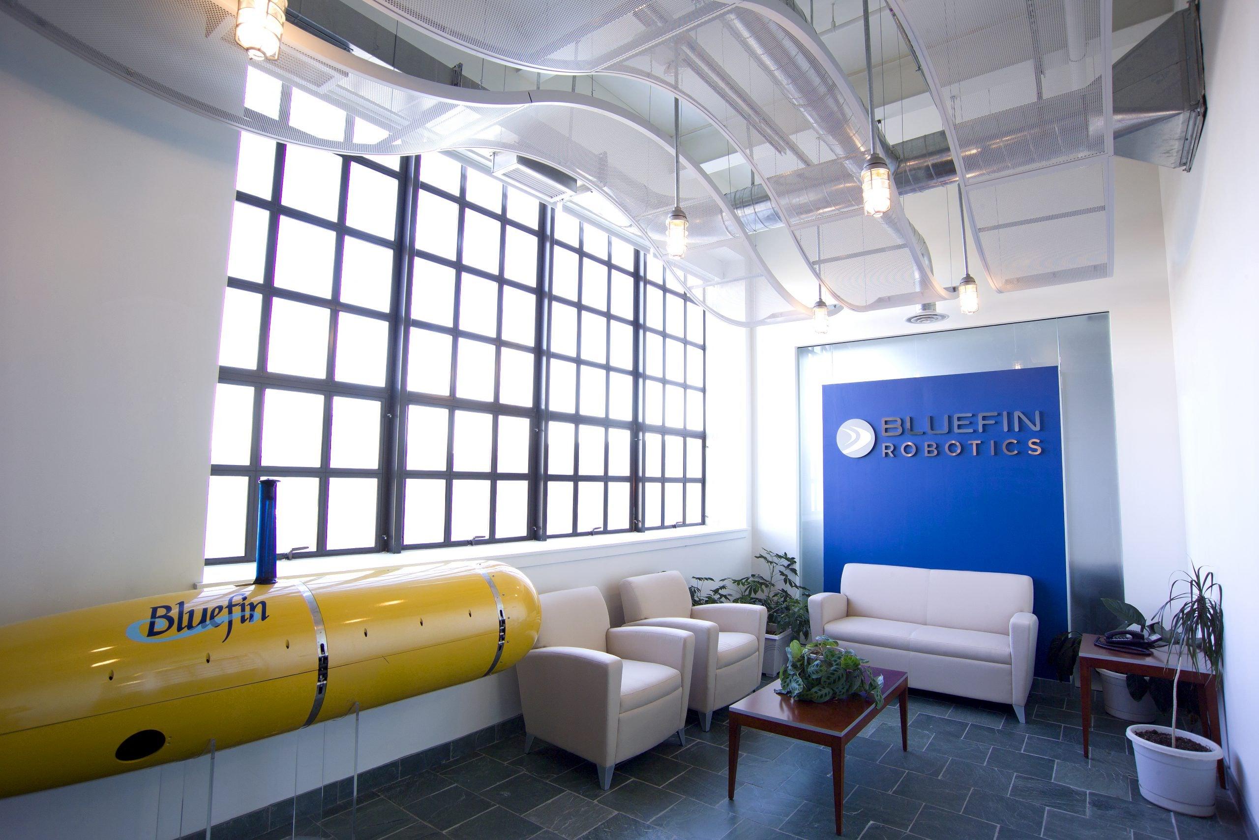 BlueFin Robotics – New Headquarters