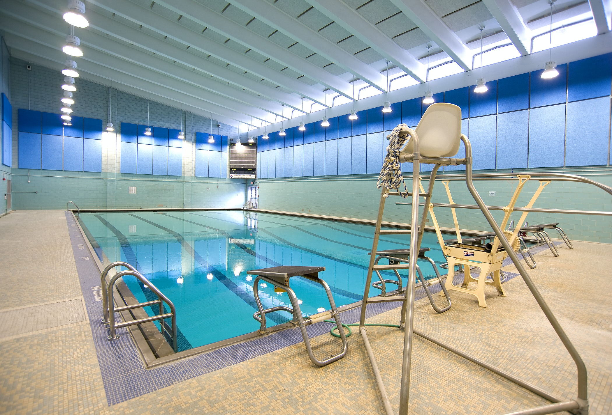 Brandeis University – Joseph M. Lindsey Sports Center