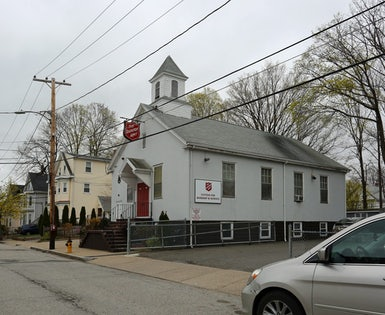 Salvation Army – Corps & Community Center