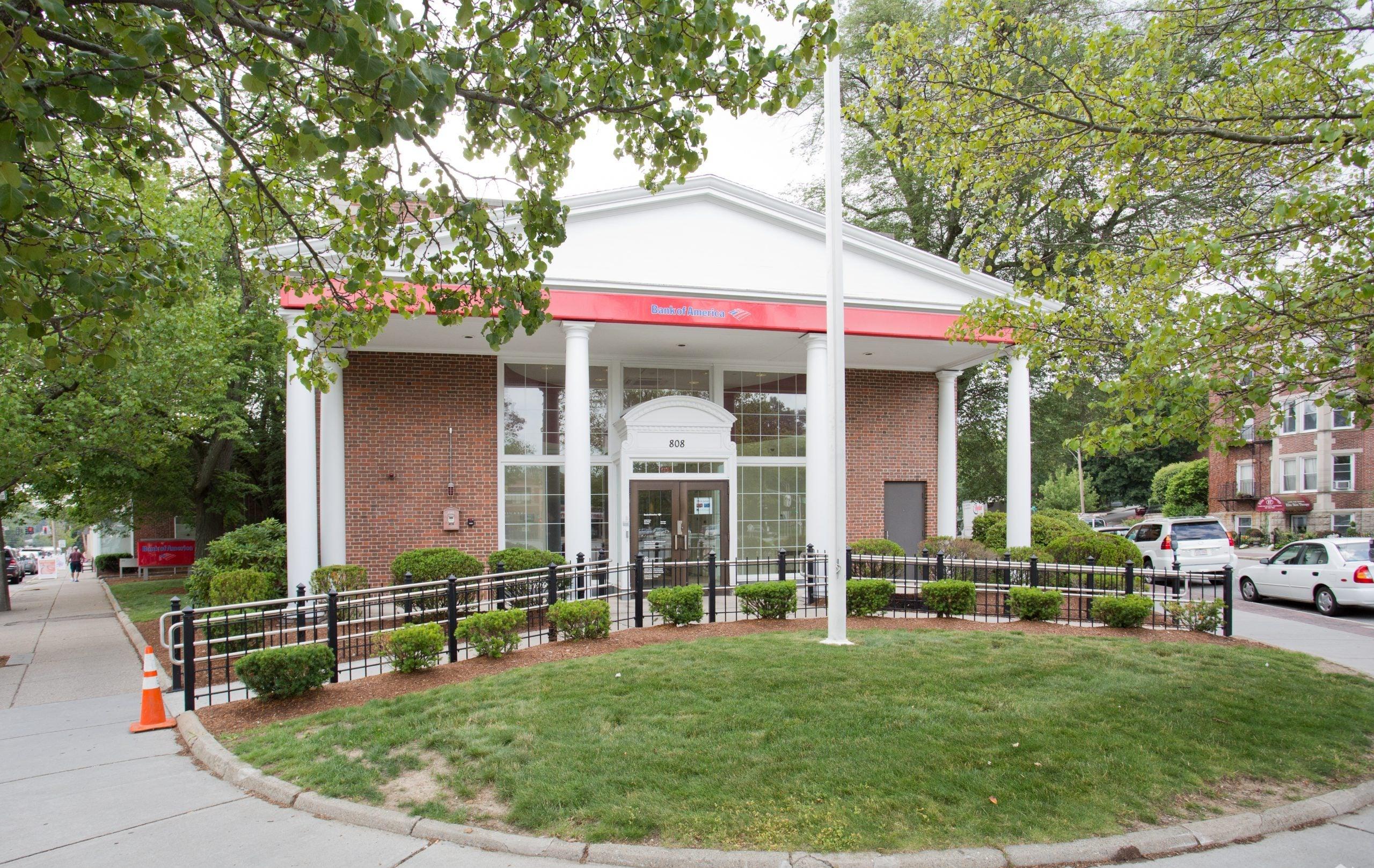 Bank of America – Branch Renovations