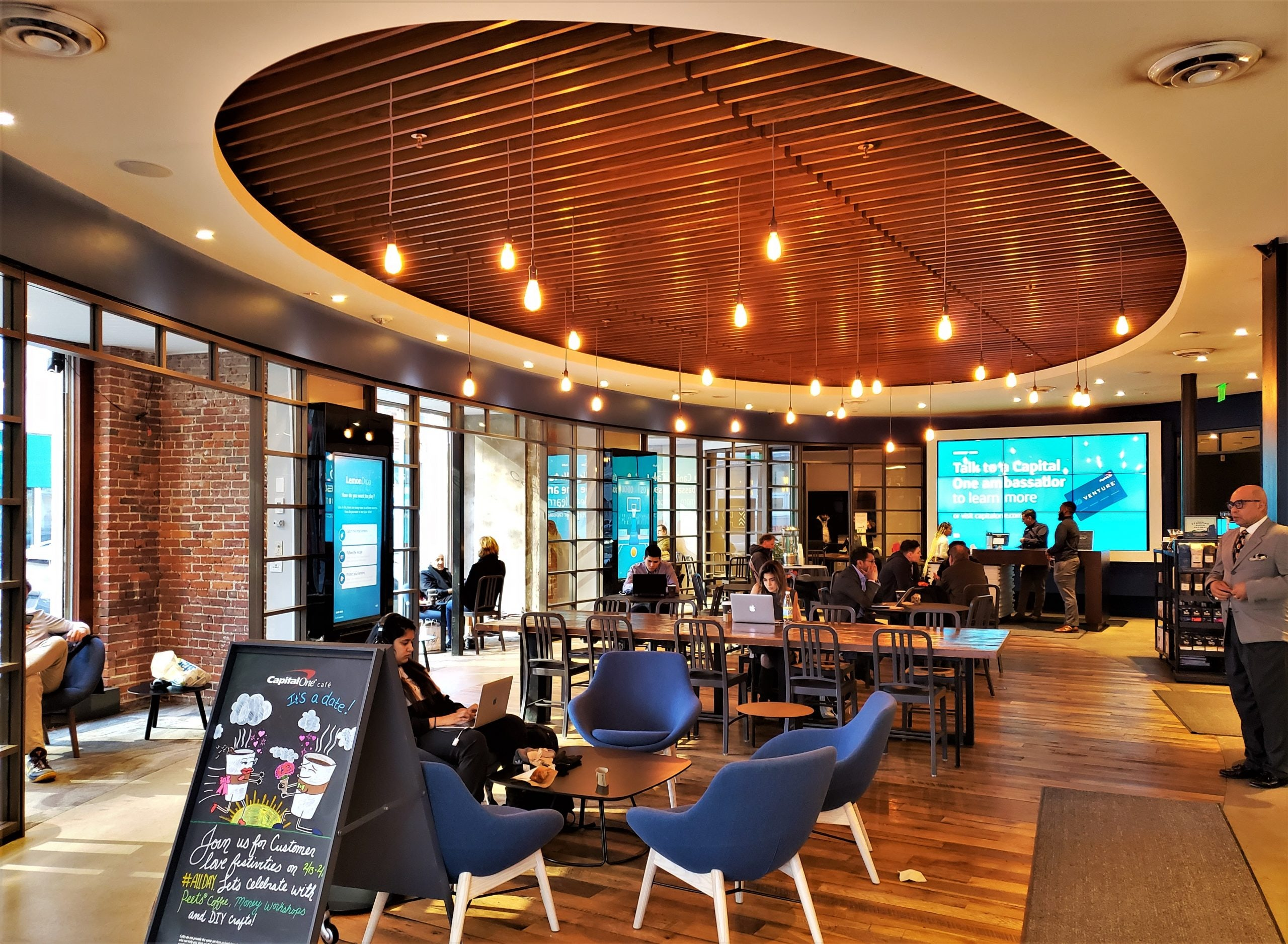 Capital One – Branch Renovations