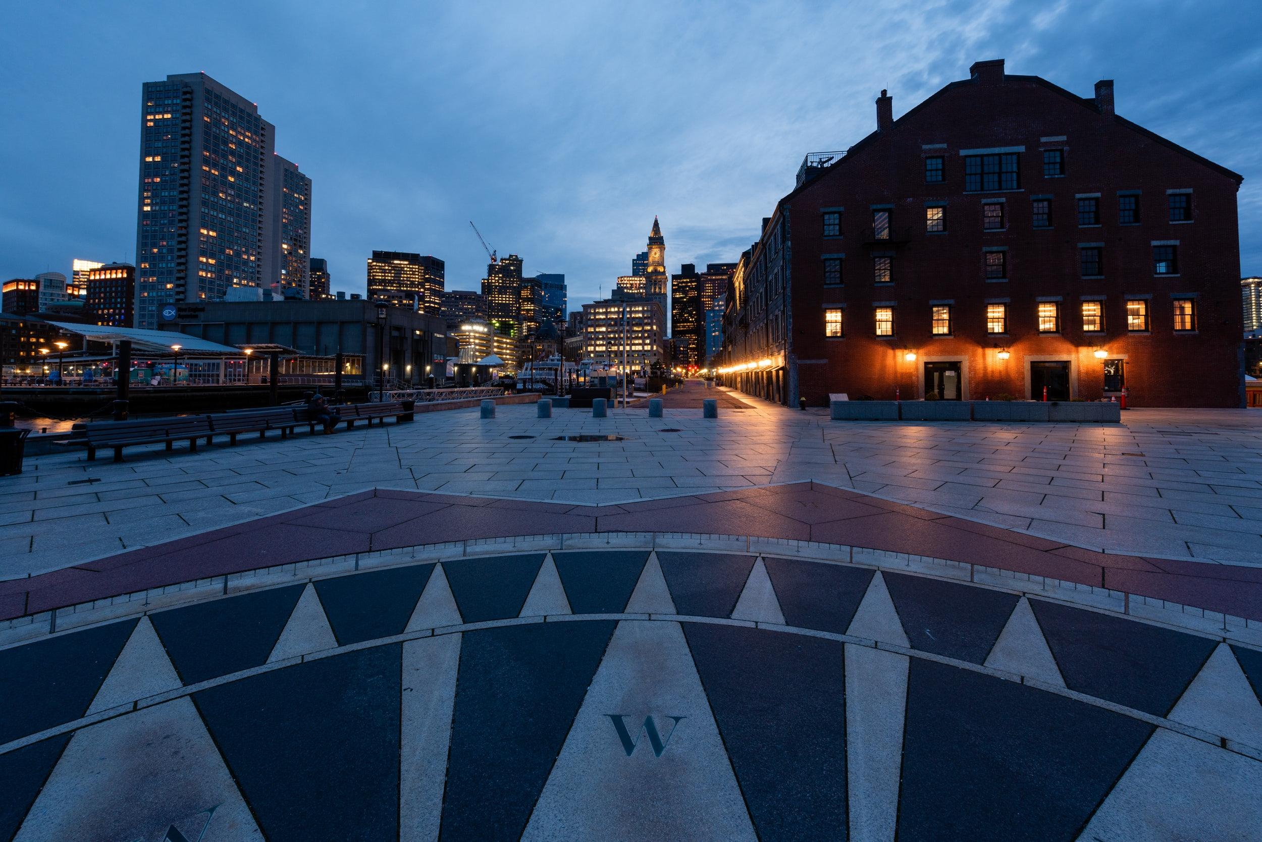 Long Wharf Custom House – Interior and Exterior Renovations