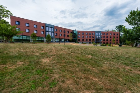 Commodore Builders completes First Passive House Residence Hall in New England