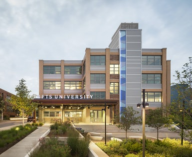 Tufts University – Collaborative Learning & Innovation Complex (CLIC)