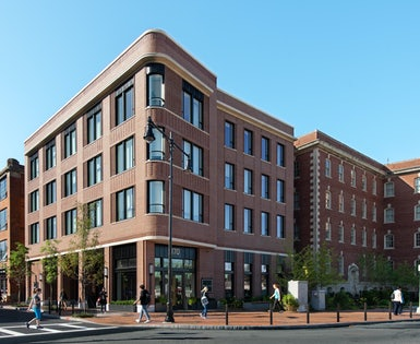The Whitney Hotel – Historic Renovation and New Addition