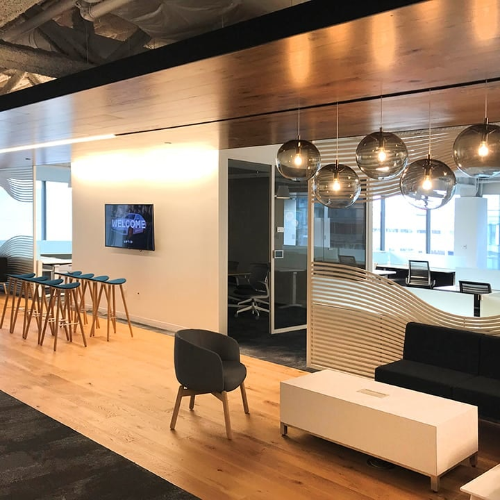 APTIV – Buildout of 2nd and 3rd Floors