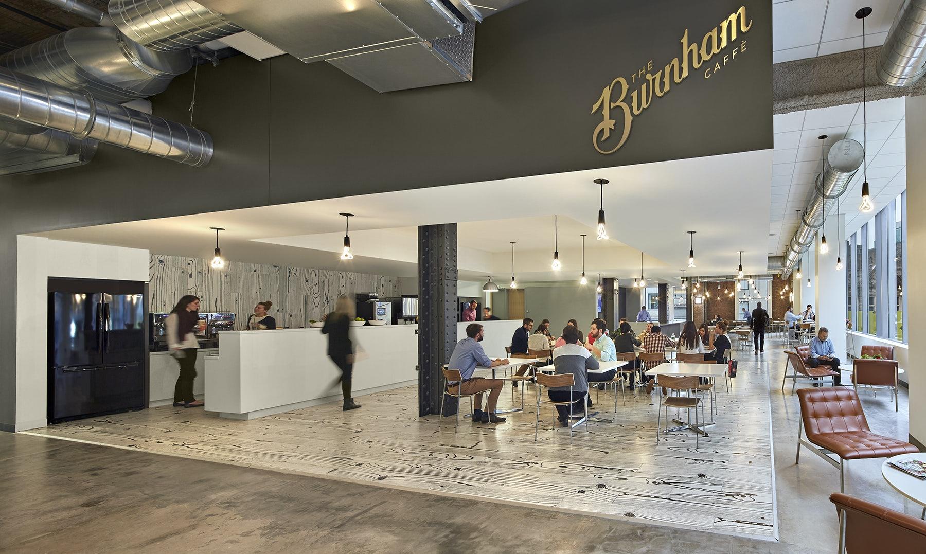 Havas/Arnold Worldwide – Burnham Building