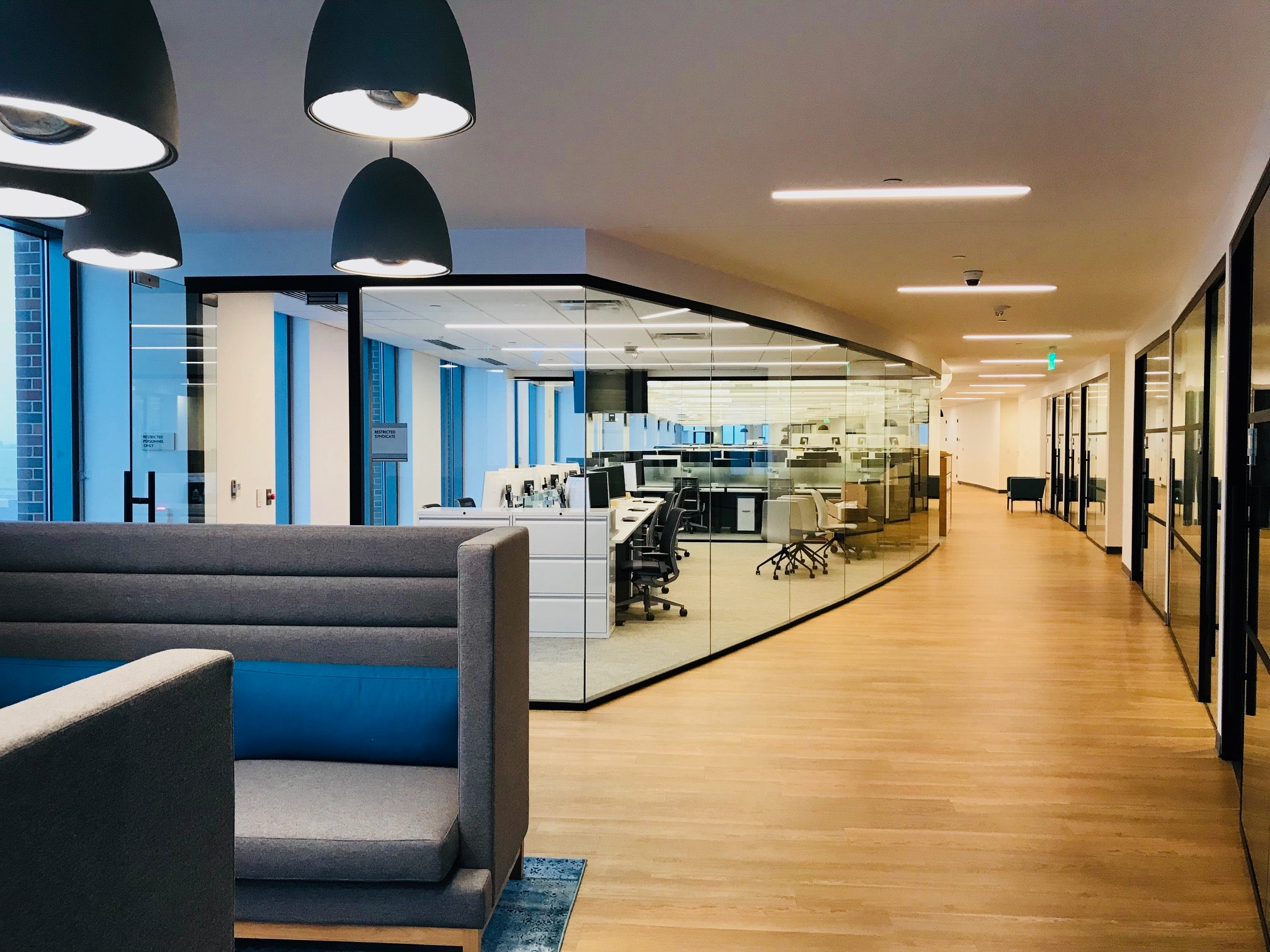 Fidelity Investments – Renovation of 10th and 11th Floors