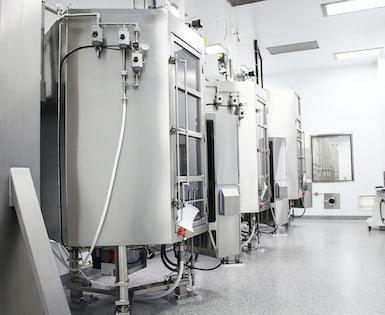 Bristol-Myers Squibb – Single Use Facility (Phase II)