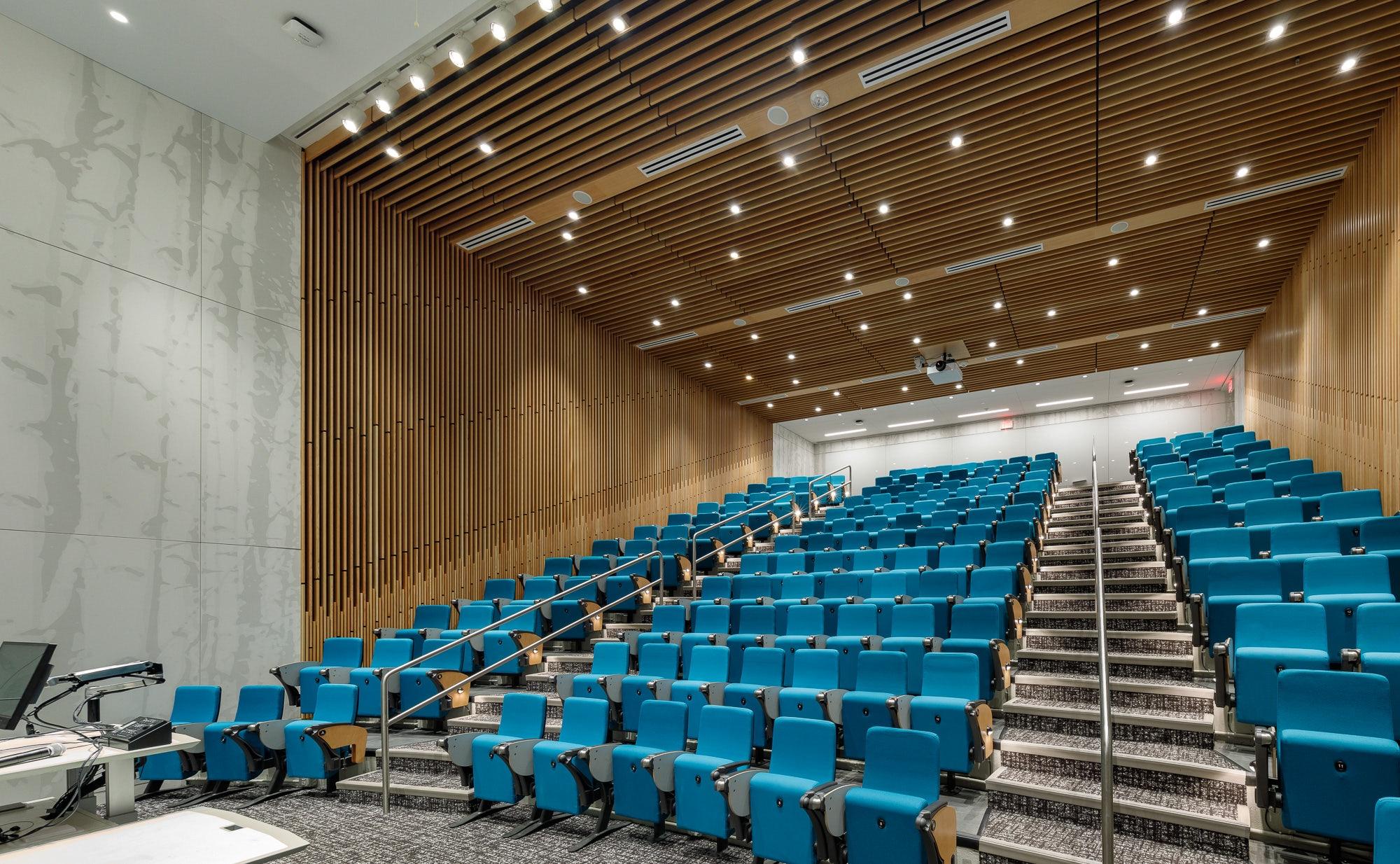 Northeastern University – Churchill Hall