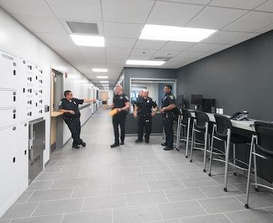 City of Malden – New Police Head Quarters