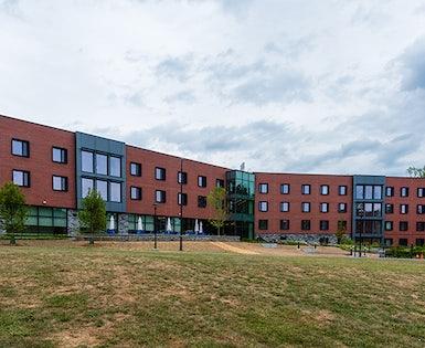 Wheaton College – Pine Hall