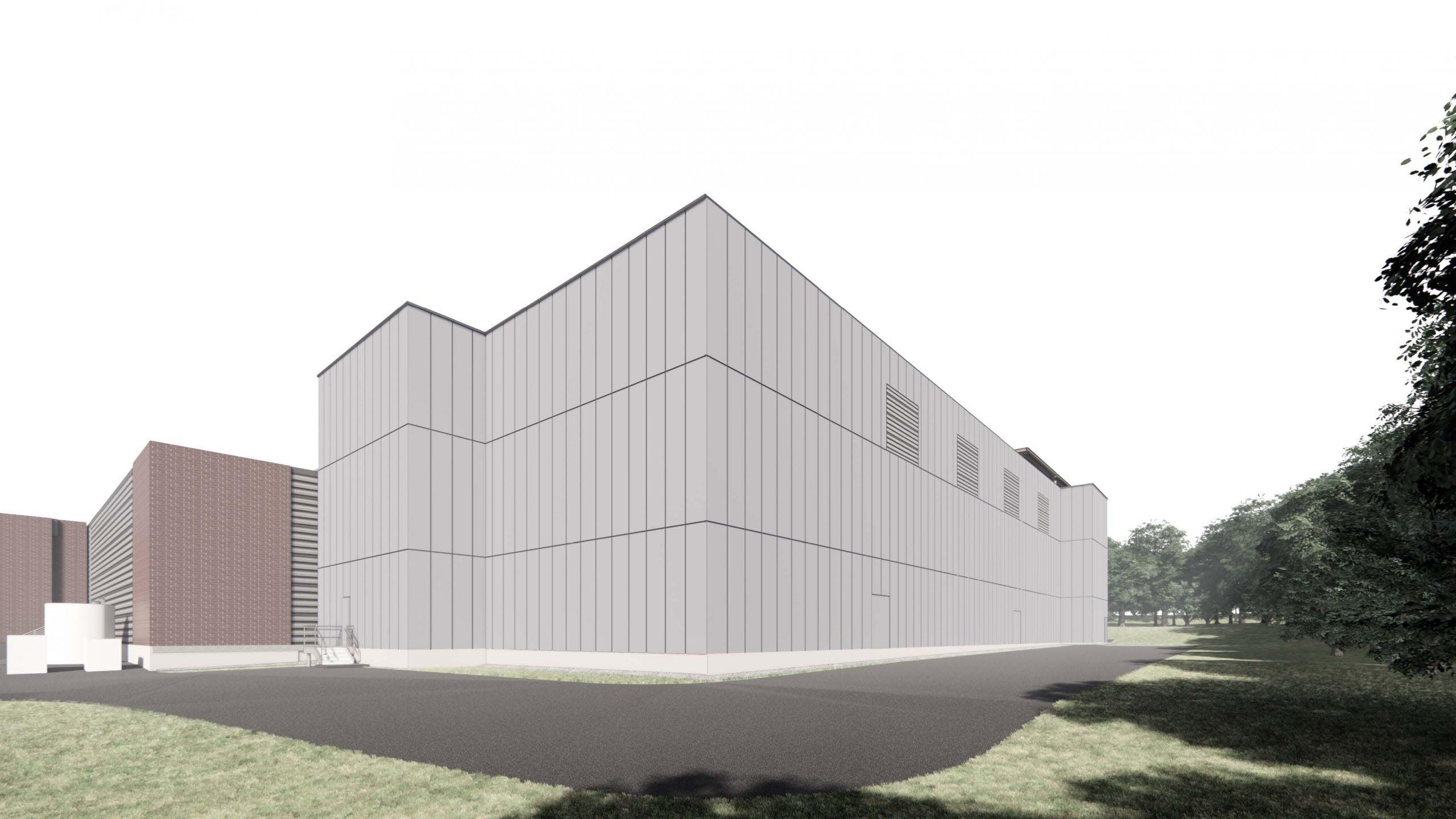 Rentschler – cGMP Facility