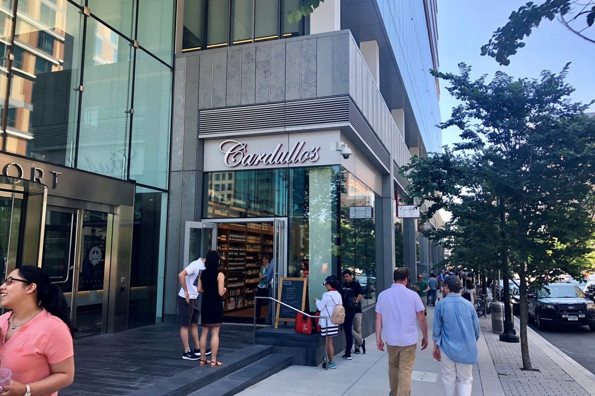 Cardullo's Gourmet Shoppe