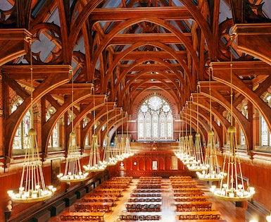 Harvard University – Memorial Hall and Loker Commons