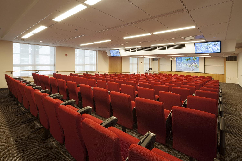 Northeastern University – Snell Engineering Classrooms 108 & 168