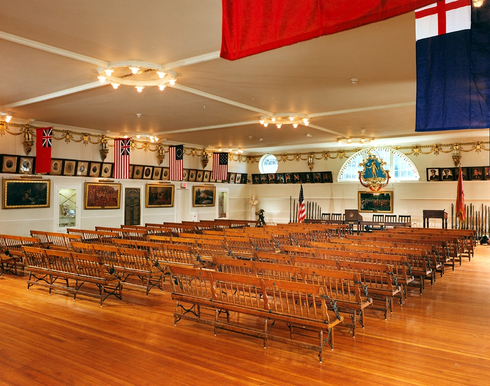Faneuil Hall Marketplace – Great Hall and Meeting Room