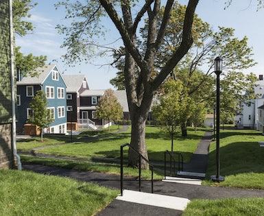 Tufts University – Community Housing (CoHo)