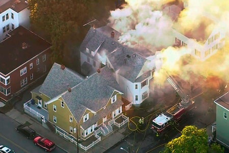 The Merrimack Valley Gas Explosions Were a Suburban Disaster. Questrom Alum Joe Albanese Led a Military Recovery.