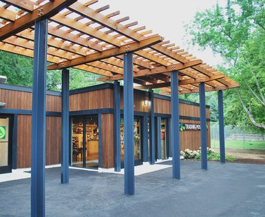 Stone Zoo – Campus Renovations and New Exhibits