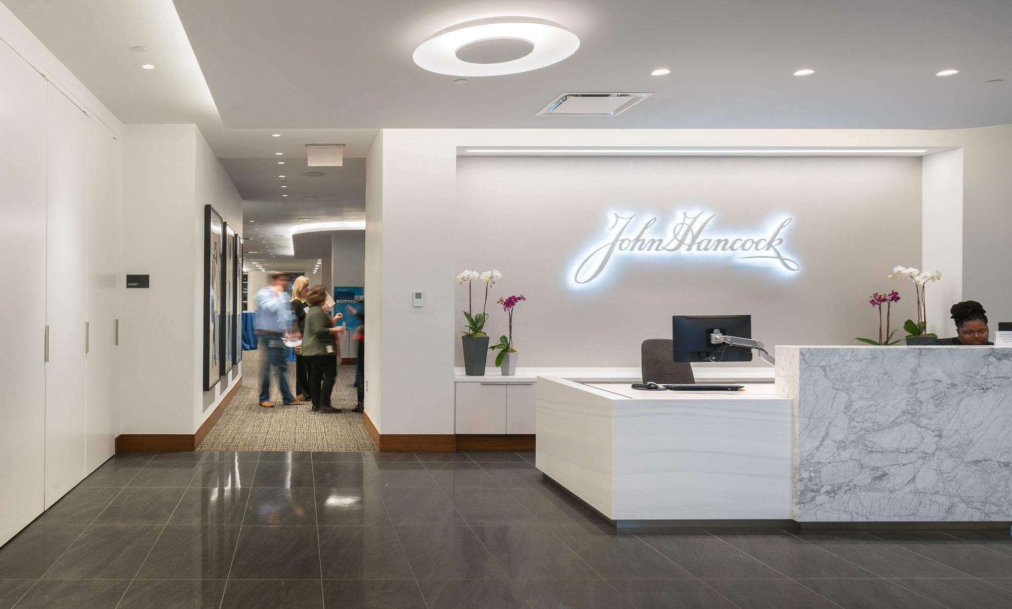 John Hancock Real Estate – Phased Renovations