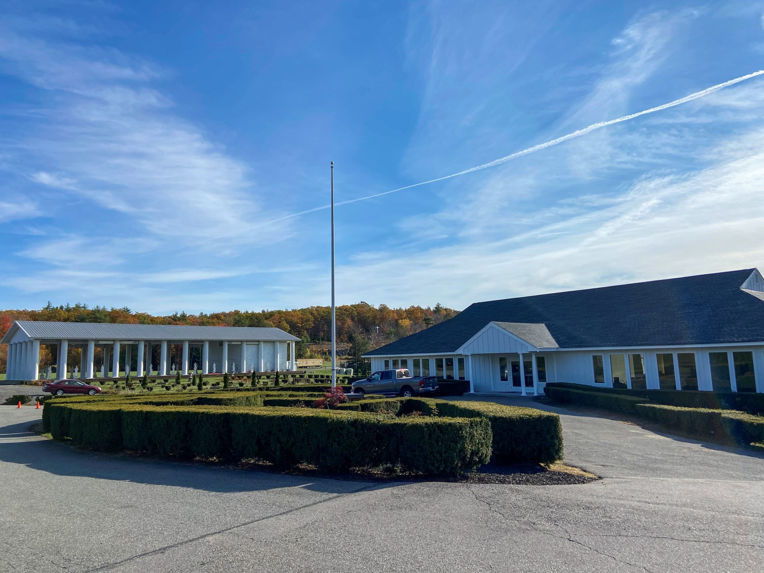 Ron Burton Training Village – Master Plan Improvements
